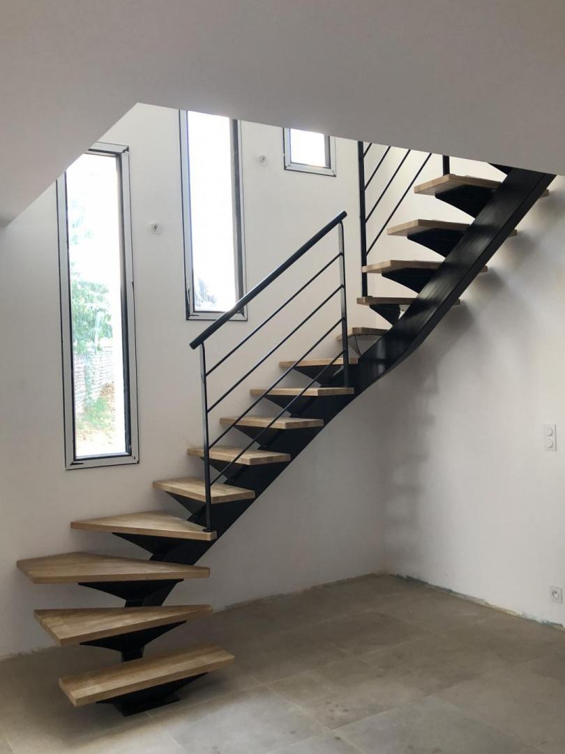 Fabricant D Escalier Morlaas Pau Tarbes Al Escaliers